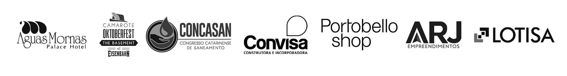 Logo de Clientes da Agencia Digital Rocket